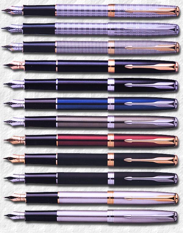 Parker Pens Penography Sonnet