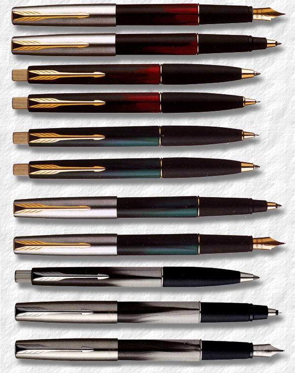 Parker Pens Penography Frontier