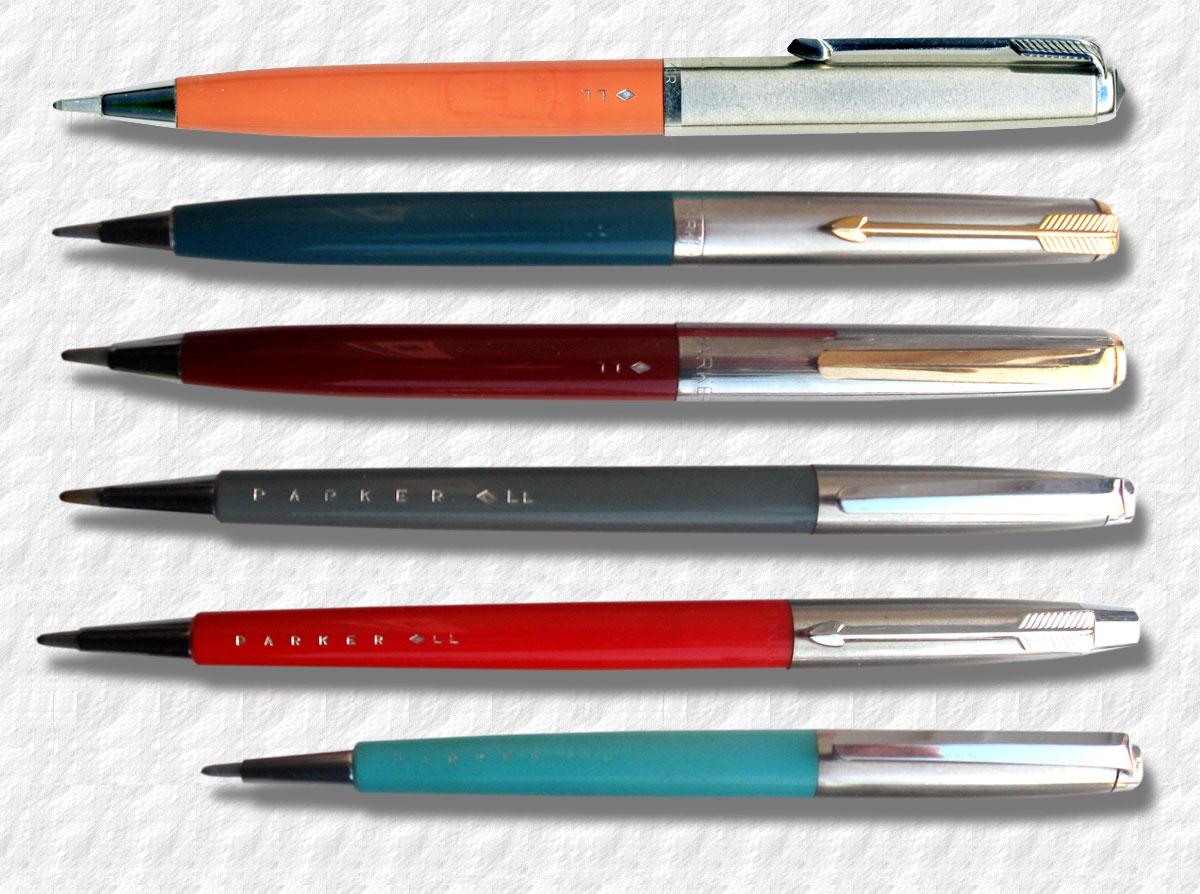 Liquid Lead Pencil Parker Pens Penography Liquid Lead