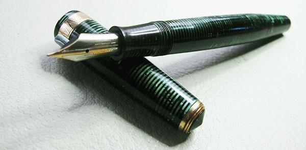 Parker Pens Penography: HOME - Parker Pen Fountain Pens